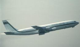 チャーリーマイクさんが、羽田空港で撮影したトーゴ政府 707の航空フォト(写真)
