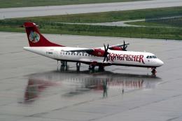 KTX8929さんが、神戸空港で撮影したキングフィッシャー航空 ATR 72-500 (72-212A)の航空フォト(飛行機 写真・画像)