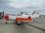 ゴンタさんが、岩国空港で撮影した海上自衛隊 T-5の航空フォト(写真)