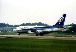Hitsujiさんが、福岡空港で撮影した全日空 737-281/Advの航空フォト(飛行機 写真・画像)