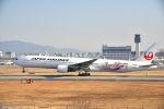 c59さんが、伊丹空港で撮影した日本航空 777-346の航空フォト(飛行機 写真・画像)