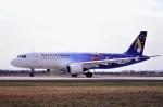 santaさんが、アバロン空港で撮影したアンセット・オーストラリア航空 A320-211の航空フォト(写真)