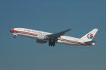 matsuさんが、ロサンゼルス国際空港で撮影した中国貨運航空 777-F6Nの航空フォト(写真)