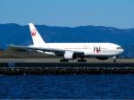 まさのりさんが、長崎空港で撮影した日本航空 777-246の航空フォト(写真)
