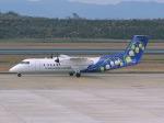 まさのりさんが、長崎空港で撮影したエアーニッポンネットワーク DHC-8-314Q Dash 8の航空フォト(写真)