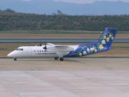 まさのりさんが、長崎空港で撮影したエアーニッポンネットワーク DHC-8-314Q Dash 8の航空フォト(飛行機 写真・画像)