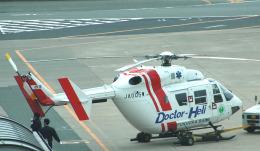 福岡空港 - Fukuoka Airport [FUK/RJFF]で撮影された西日本空輸 - Nishi Nippon AirLinesの航空機写真