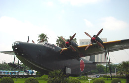 チャーリーマイクさんが、東京台場で撮影した船の科学館 H8Kの航空フォト(飛行機 写真・画像)