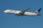 matsuさんが、ロサンゼルス国際空港で撮影したユナイテッド航空 787-8 Dreamlinerの航空フォト(写真)