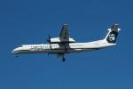 matsuさんが、ロサンゼルス国際空港で撮影したホライゾン航空 DHC-8-202Q Dash 8の航空フォト(写真)