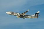 matsuさんが、ロサンゼルス国際空港で撮影したアラスカ航空 737-890の航空フォト(飛行機 写真・画像)