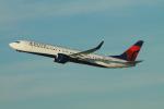 matsuさんが、ロサンゼルス国際空港で撮影したデルタ航空 737-932/ERの航空フォト(飛行機 写真・画像)