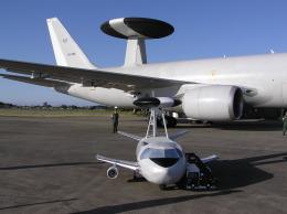 ケイエスワルツオーさんが、浜松基地で撮影した航空自衛隊 E-767 (767-27C/ER)の航空フォト(飛行機 写真・画像)