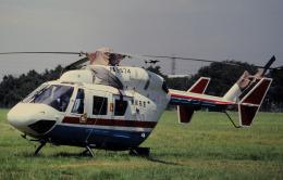 ホンダエアポート - Honda Airportで撮影された東邦航空 - Toho Air Serviceの航空機写真