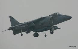 asuto_fさんが、岩国空港で撮影したアメリカ海兵隊 AV-8B(R) Harrier II+の航空フォト(飛行機 写真・画像)
