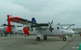 asuto_fさんが、岩国空港で撮影したUntitled UV-18A Twin Otter (DHC-6-300)の航空フォト(飛行機 写真・画像)