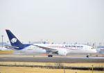 tomo@Germanyさんが、成田国際空港で撮影したアエロメヒコ航空 787-8 Dreamlinerの航空フォト(写真)