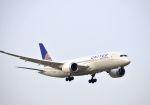 tomo@Germanyさんが、成田国際空港で撮影したユナイテッド航空 787-8 Dreamlinerの航空フォト(写真)