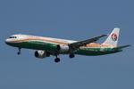 SKYLINEさんが、羽田空港で撮影した中国東方航空 A321-211の航空フォト(飛行機 写真・画像)