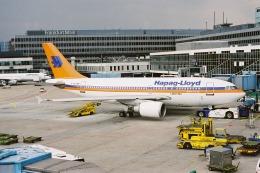 ゴンタさんが、フランクフルト国際空港で撮影したハパック ロイド フルーク A310-204の航空フォト(飛行機 写真・画像)