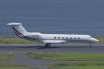 Scotchさんが、羽田空港で撮影したNetJets Europe G-V-SP Gulfstream G550の航空フォト(飛行機 写真・画像)