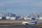 PASSENGERさんが、羽田空港で撮影した全日空 747-481(D)の航空フォト(写真)
