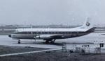 TKOさんが、福岡空港で撮影した全日空 828 Viscountの航空フォト(写真)