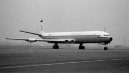 ハミングバードさんが、名古屋飛行場で撮影したイギリス空軍 DH.106 Comet C4の航空フォト(飛行機 写真・画像)