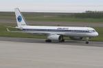 もぐ3さんが、新潟空港で撮影したダリアビア航空 Tu-214の航空フォト(写真)