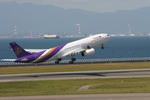 中部国際空港 - Chubu Centrair International Airport [NGO/RJGG]で撮影されたタイ国際航空 - Thai Airways International [TG/THA]の航空機写真