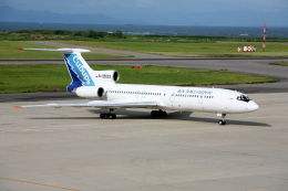 もぐ3さんが、新潟空港で撮影したシベリア航空 Tu-154Mの航空フォト(飛行機 写真・画像)