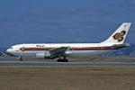 Gambardierさんが、伊丹空港で撮影したタイ国際航空 A300B4-622Rの航空フォト(写真)