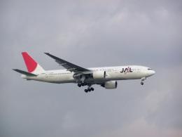 なまくら はげるさんが、羽田空港で撮影した日本航空 777-246の航空フォト(飛行機 写真・画像)