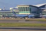 ふじいあきらさんが、福岡空港で撮影したキャセイパシフィック航空 777-267の航空フォト(飛行機 写真・画像)