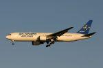 hiroki_h2さんが、羽田空港で撮影したスカイマーク 767-36N/ERの航空フォト(写真)