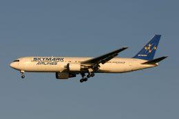 hiroki_h2さんが、羽田空港で撮影したスカイマーク 767-36N/ERの航空フォト(飛行機 写真・画像)