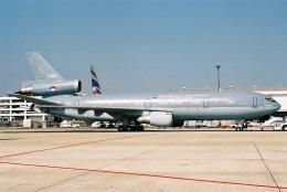 ゴンタさんが、ドンムアン空港で撮影したオランダ王立空軍 DC-10-30CFの航空フォト(飛行機 写真・画像)
