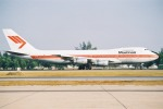 ゴンタさんが、ドンムアン空港で撮影したマーティンエアー 747-21AC/SCDの航空フォト(写真)