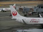 ジャガイモさんが、伊丹空港で撮影したJALエクスプレス 737-846の航空フォト(写真)