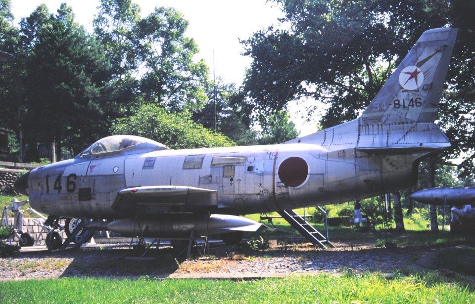 チャーリーマイクさんの航空自衛隊 North American F-86 Sabre (94-8146) 航空フォト