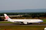 Dojalanaさんが、新千歳空港で撮影したチャイナエアライン A330-302の航空フォト(飛行機 写真・画像)