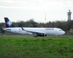じーく。さんが、トゥールーズ・ブラニャック空港で撮影したボラリス A320-233の航空フォト(飛行機 写真・画像)