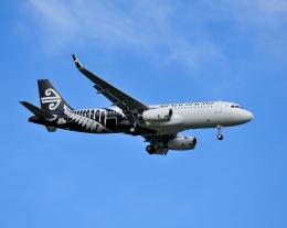 じーく。さんが、トゥールーズ・ブラニャック空港で撮影したニュージーランド航空 A320-232の航空フォト(写真)