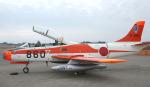 チャーリーマイクさんが、新田原基地で撮影した航空自衛隊 T-1Bの航空フォト(写真)