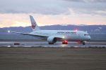 turt@かめちゃんさんが、関西国際空港で撮影した日本航空 787-8 Dreamlinerの航空フォト(写真)
