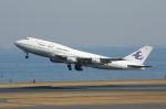 SKYLINEさんが、羽田空港で撮影したタイ・スカイ・エアラインズ 747-206BM(SUD)の航空フォト(飛行機 写真・画像)