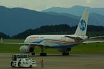 rjnsphotoclub-No.07さんが、静岡空港で撮影したウラジオストク航空 Tu-204-300の航空フォト(写真)