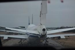 Flying Elvisさんが、テューペロ・リージョナル空港で撮影したボーイング エアクラフト ホールディング カンパニー 747-412(BCF)の航空フォト(飛行機 写真・画像)