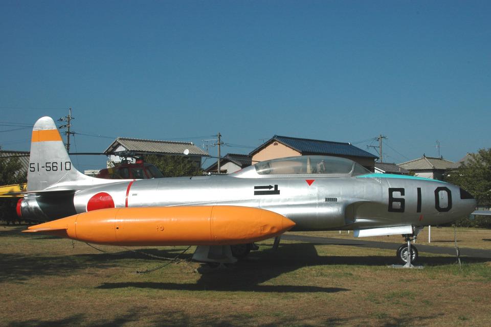 チャーリーマイクさんの航空自衛隊 Lockheed T-33 Shooting Star (51-5610) 航空フォト