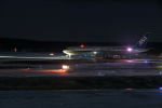 maruさんが、新千歳空港で撮影した全日空 767-381の航空フォト(写真)